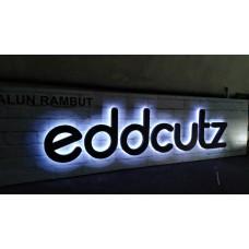 3D Emboss / 3D Box up BACKLIT LED Series